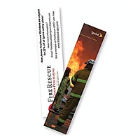 Laminated Card Stock   Bookmark   Full Color