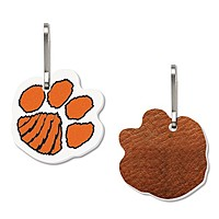 Zipper Pull   Large Paw Print   Full Color