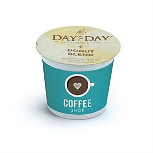 Day To Day Donut Blend Coffee Pod