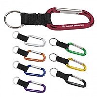Anodized Carabiner 8mm