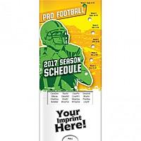 Pocket Slider   Pro Football   2017 Season Schedule