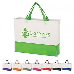 Non Woven Prism Tote Bag