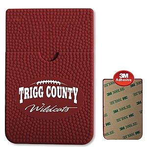 Textured Sport Smart Wallet   Football