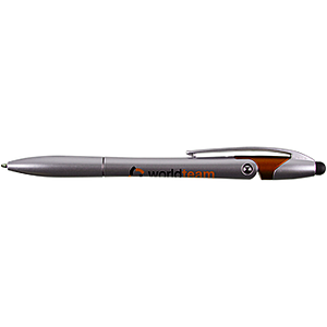 Transformer Silver 3 In 1 Stylus Pen