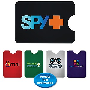Rfid Card Holder, Full Color Digital