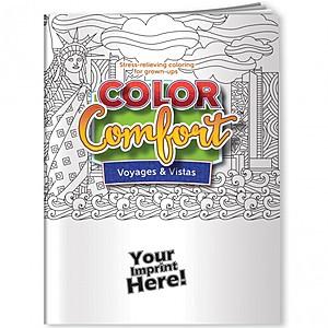 Color Comfort   Voyages & Vistas (U. S. Landmarks)