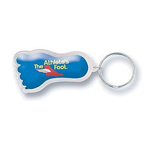Foot Keychain