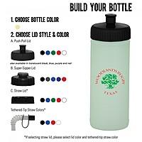 16 Oz. Glow Sports Bottle
