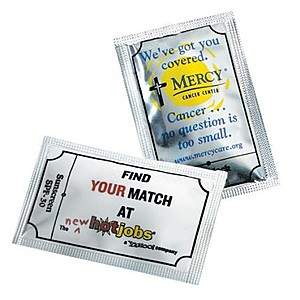 Large Sunscreen Packets Spf30 (Usa Made)