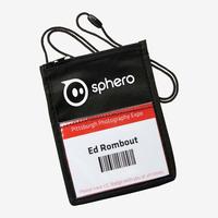 The Identity Badge Holder