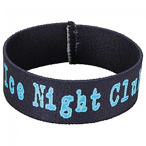 "Full Color Wrist Band   7""L X 1""W"