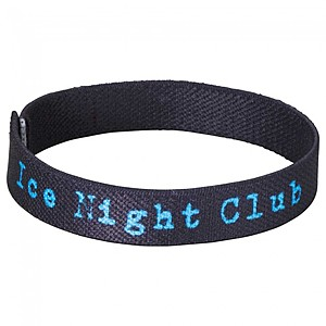 "Full Color Wrist Band   7""L X 1/2""W"