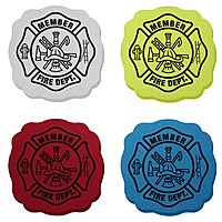 Die Cut Eraser   Maltese Cross