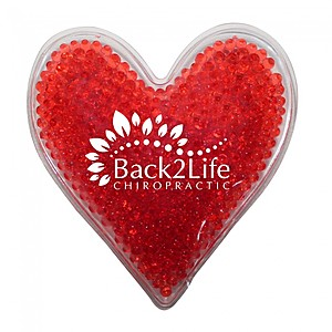 Heart Gel Bead Hot/Cold Pack