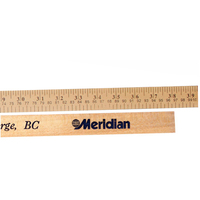 Meterstick   Lacquer Finish