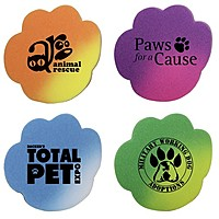 Mood Die Cut Eraser Paw