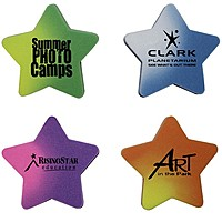 Mood Die Cut Eraser Star
