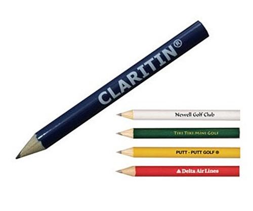 Photo of Round Golf Pencils