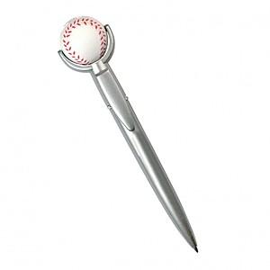 Baseball Squeezie Top Pen