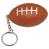 Football Squeezie Keyring