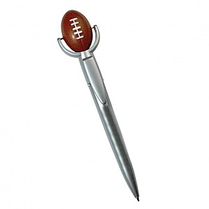 Football Squeezie Top Pen