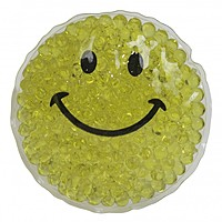 Gel Beads Hot/Cold Pack Smiley
