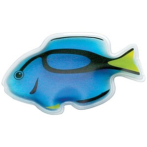 Tropical Blue Tang Fish Chill Patch