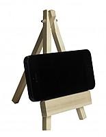 Wooden Easel Phone Holder