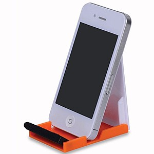 Cell Phone Stand & Screen Cleaner
