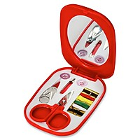 Sewing Kit With Mirror