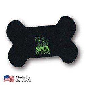 Retread Recycled Rubber Dog Bone Pet Mat