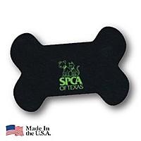Retread Recycled Rubber Dog Bone Pet Mat