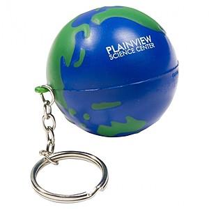 Earthball Key Chain