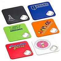 Econo Bottle Opener Coaster