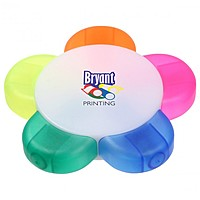 Fab Five Multicolor Highlighter