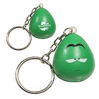 Mood Maniac Key Chain Apathetic