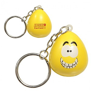Mood Maniac Key Chain Happy