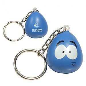 Mood Maniac Key Chain Stressed