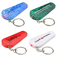 Sound N' Sight Led Key Chain