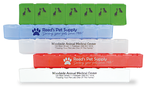 All Pet Pill Box