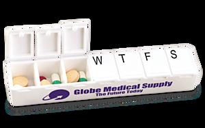 Carry Along All Week Pill Box