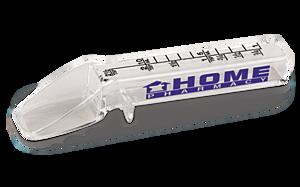 Easy View Acrylic Medicine Spoon
