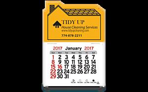 Econo Stick Calendar   House