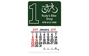 Econo Stick Calendar   Number 1