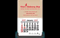 Econo Stick Calendar   Standard