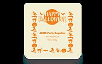 Happy Halloween Stock Jar Opener