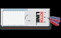 Pro Reader Bookmark / Ruler / Magnifier