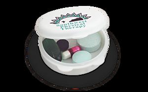Round The Clock Pill Box