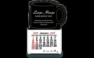 Simple Stick Calendar   Mug