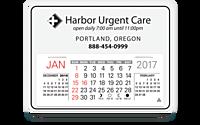 Simple Stick Calendar   Rectangle